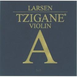 Larsen Corde per violino Tzigane nucleo in fibra con filamento multiplo Medium