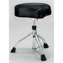 Tama HT530B 1st Chair Wide Rider 3 gambe seduta in PVC