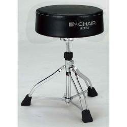 Tama HT830B 1st Chair Round Rider XL 3 gambe seduta in PVC