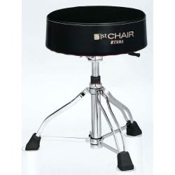 Tama HT850BC 1st Chair Round Rider XL Hydraulix 3 gambe seduta in tessuto