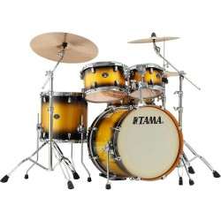 Tama VP50RS-VGD shell kit finitura Vintage Gold Duco