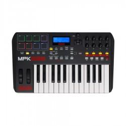 Akai MPK225 midi controller