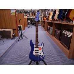 Fender Contemporary Stratocaster HSS Color Ocean Blue Metallic