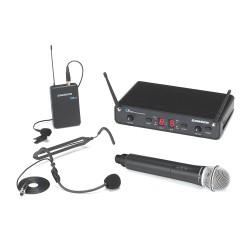 Samson CONCERT 288 UHF Dual System