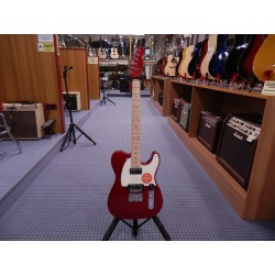 Fender Contemporary Telecaster HH Dark Metallic Red