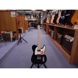 Fender Contemporary Telecaster HH Black Metallic
