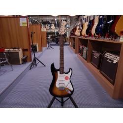 Fender Bullet Stratocaster Tremolo HSS Brown Sunburst