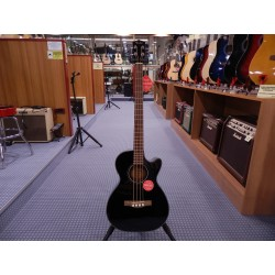 Fender CB60SCE Bass Black