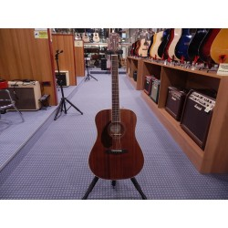 Fender PM-1 Dreadnought LH All-Mahogany w/case