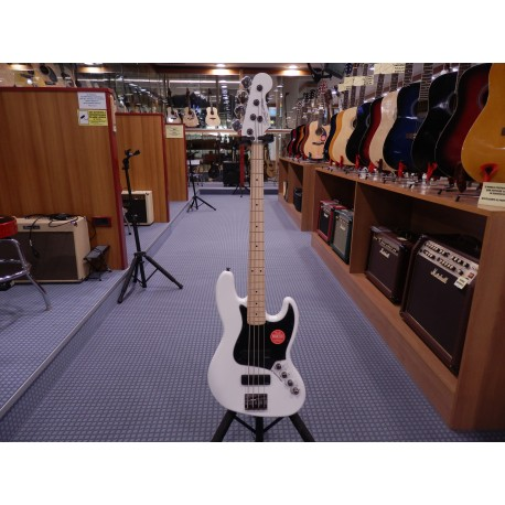 Fender Contemporary Active Jazz Bass HH Flat White