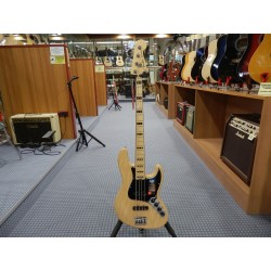 Fender American Elite Jazz Bass Ash Maple Fingerboard Natural
