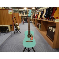 Fender Malibu Plyr Aqua Splash WN