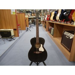 Art & Lutherie Legacy Faded Black QIT Chitarra acustica concert hall elettrificata