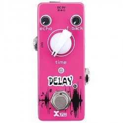 Xvive V5 light purple Delay
