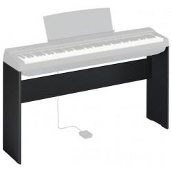 Yamaha Stand da pianoforte digitale per piano P125 Nero