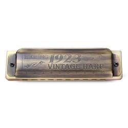 Hering 1020E Armonica Vintage Harp wood body