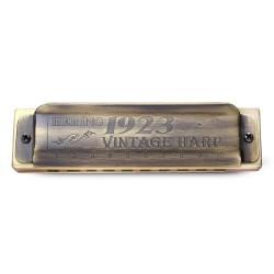 Hering 1020G Armonica Vintage Harp wood body