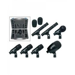 Gatt Audio Set microfoni per batteria