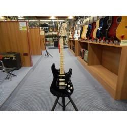 Fender American Performer Stratocaster HSS Maple Fingerboard Black