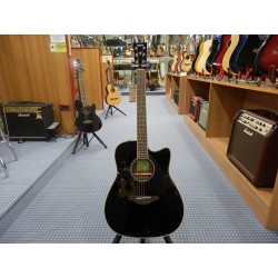 Yamaha FGX820CBL Folk guitar black