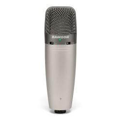 Samson C03U Microfono a Condensatore USB Multi-pattern