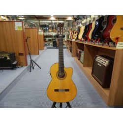 Yamaha CGX122MSC chitarra classica elettrificata