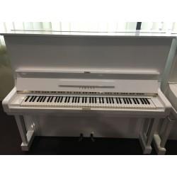 Yamaha U3 pianoforte bianco usato