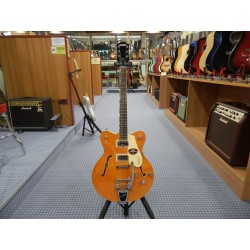Gretsch G5622T Electromatic Center Block Double-Cut with Bigsby Rosewood Fingerboard Vintage Orange