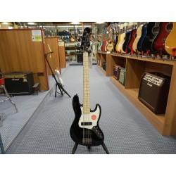 Squier Contemporary Active Jazz bass V black Basso Elettrico 5 corde