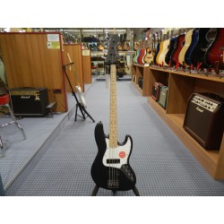 Squier Contemporary active jazz bass HH Flat Black