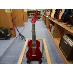 Fender Zuma Ukulele Classico Concerto WN Candy Apple Red