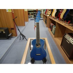 Fender Zuma Classic Concert Uke Walnut Fingerboard Lake Placid Blue