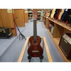Fender G9110 Concert Standard Ukulele with Gig Bag Ovangkol Fingerboard Vintage Mahogany Stain