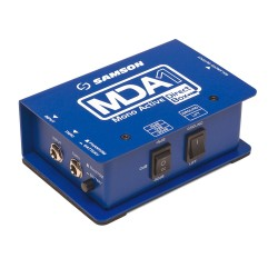 Samson MDA1 Mono Direct Box Attivo