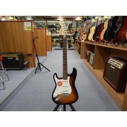 Fender Affinity Series Stratocaster Left-Handed Laurel Fingerboard Brown Sunburst