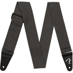 Fender Modern Tweed Strap Gray/Black 2""