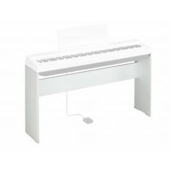 Yamaha Stand da pianoforte digitale per piano P125 Bianco