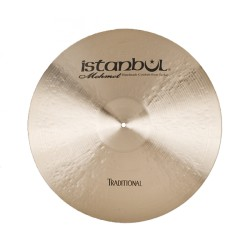"Istanbul Piatti 18"" traditional crash medium"