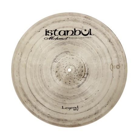 "Istanbul Piatti 18"" Legend dry crash"