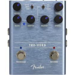 Fender TRE-VERB tremolo-reverb