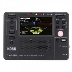 Korg TM-50TR Black