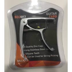 Mi.Lor BDJ003 capotasto per chitarra in argento