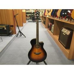 Yamaha APX600FMTBS chitarra acustica elettrificata