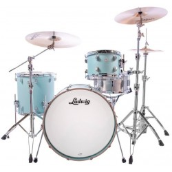 Ludwig Neusonic 12/16 triad/22 skyline Blue