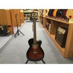 Seagull Performer CW Concert Hall Flame Maple HG QIT chitarra acustica concert hall elettrificata spalla mancante w/bag