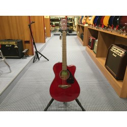 Yamaha FSX800CRRII ruby red 02