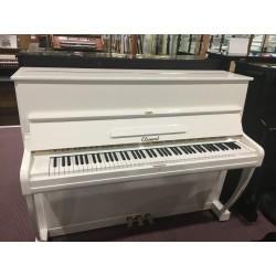 Clement Pianoforte bianco usato