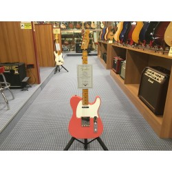 Fender 1956 Telecaster Journeyman Relic Super Faded Aged Fiesta Red