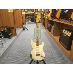 Fender 1959 Stratocaster Heavy Relic Aged White Blonde