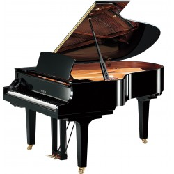 Yamaha C3XSH2PE pianoforte a coda Silent